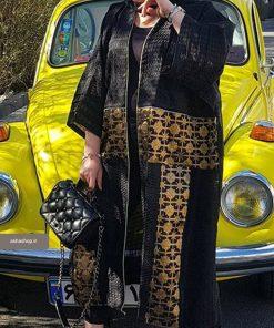 مانتو بهاره مدل دلبر