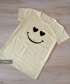 تی شرت خندان