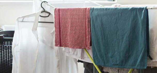به جای خشک کن از روش طبیعی استفاده کنید