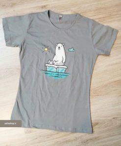تی شرت طرح آنوشا