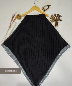 روسری پلیسه طرح آرتا